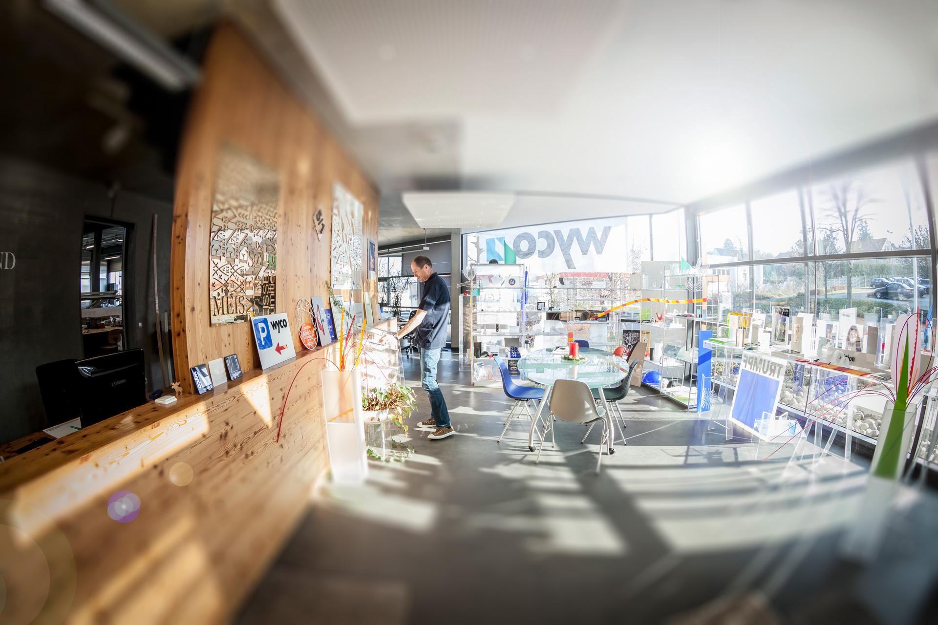 Büro wycoglas